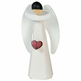 Figurine Angel with Heart - 11 cm / 4 inch