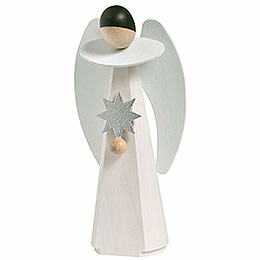 Figurine Angel with Star - 11 cm / 4.3 inch