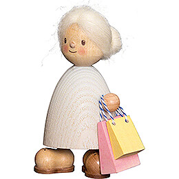 Finja with Bags - 9 cm / 3.5 inch