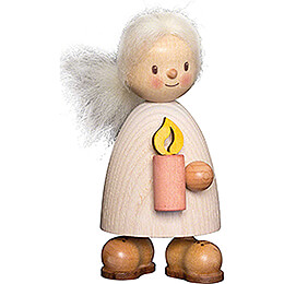 Finja with Candle - 9 cm / 3.5 inch