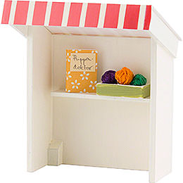 Flax Haired Children Stall for Puppeteer - 8 cm / 3.1 inch