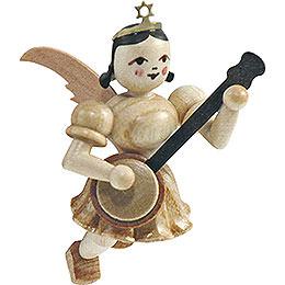 Floating Angel Banjo, Natural - 6,6 cm / 2.6 inch