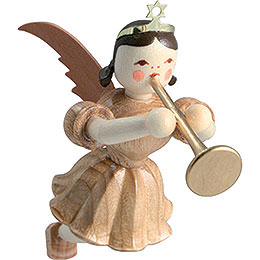 Floating Angel Trombone, Natural - 6,6 cm / 2.6 inch