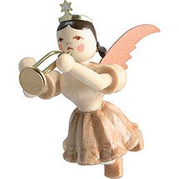 Floating Angel Trumpet, Natural - 6,6 cm / 2.6 inch