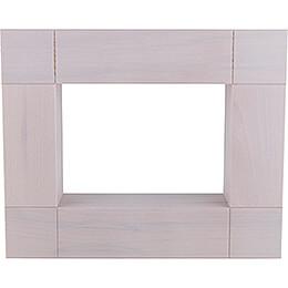 Frame for Shelf Sitter - White - 33x27 cm / 13x10.6 inch