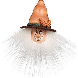 Fridge Magnet - Gnome Forest Man - 9 cm / 3.5 inch