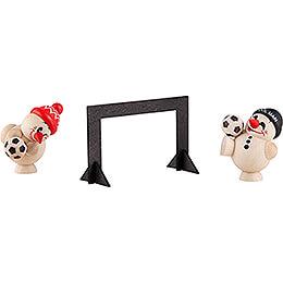 Fritz & Freddy Football - 3 pcs. - 5 cm / 2 inch