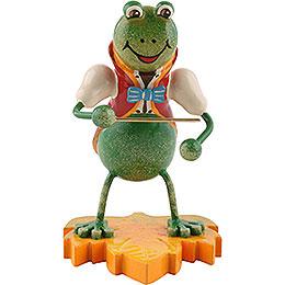 Frog Bandmaster - 8 cm / 3.1 inch