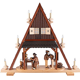 Gable Triangle - Toy Maker - 59x65 cm / 23.2x25.6 inch