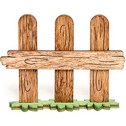 Garden Fence - 6x7,5 cm / 2.4x3 inch