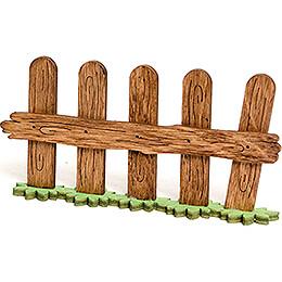 Garden Fence - 6x7,5 cm / 2.4x4.3 inch