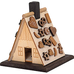 Handicraft Set - Smoking Hut - 12 cm / 4.7 inch