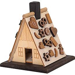 Handicraft Set - Smoking Hut - 12 cm / 4.7 inch