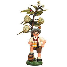 Herbstkind - Hopfen - 13 cm