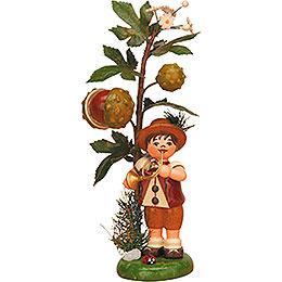 Herbstkind - Kastanie - 13 cm