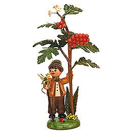 Herbstkind - Vogelbeere - 13 cm