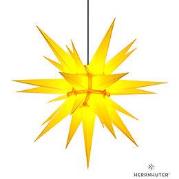 Herrnhuter Stern A13 gelb Kunststoff - 130 cm