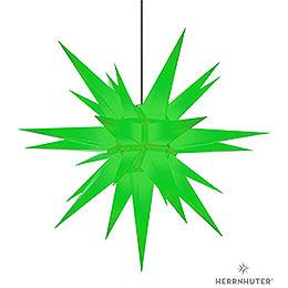 Herrnhuter Stern A13 grün Kunststoff - 130 cm