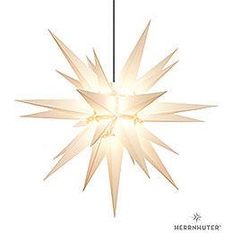 Herrnhuter Stern A13 weiss Kunststoff - 130 cm