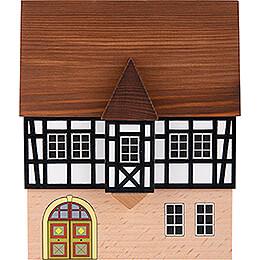 Hintergrundhaus Bürgerhaus mit Erker - 16 cm