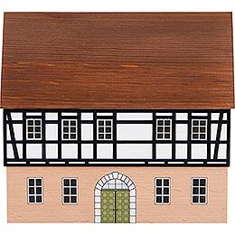 Hintergrundhaus Gasthof