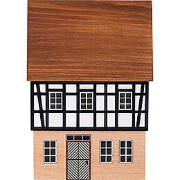 Hintergrundhaus Wohnhaus Traufhaus - 16 cm