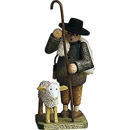 Hirte mit Schaf - 7 cm