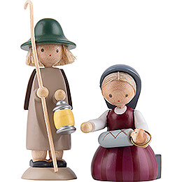 Holy Family - 5 cm / 2 inch