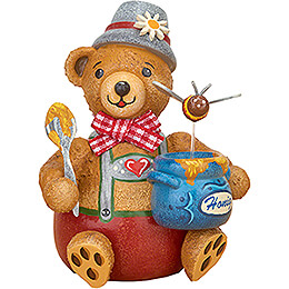 Hubiduu - Honey Bear - 7 cm / 2.8 inch
