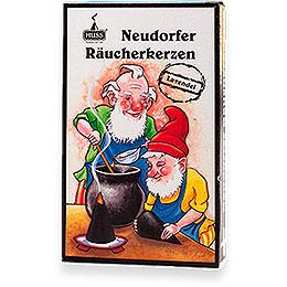 Huss Neudorfer Räucherkerzen - Lavendel