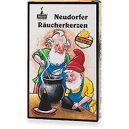 Huss Neudorfer Räucherkerzen - Orange