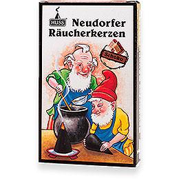 Huss Neudorfer Räucherkerzen - Schokolade