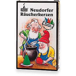 Huss Neudorfer Räucherkerzen - Bunte Mischung
