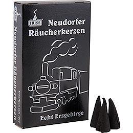 Huss Neudorfer Räucherkerzen - Dampflokduft
