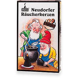 Huss Neudorfer Räucherkerzen - Kaffee