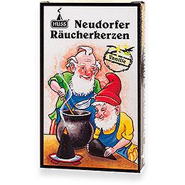Huss Neudorfer Räucherkerzen - Vanille