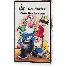 Huss Neudorfer Räucherkerzen - Weihnachtsduft