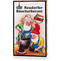 Huss Neudorfer Räucherkerzen - Zimt