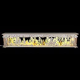 Illuminated Stand Forest Men - 80x15x12 cm / 31x6x5 inch