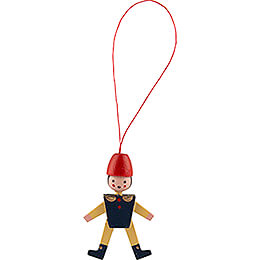 Jumping Jack with Thread - 2,5 cm / 1 inch