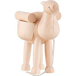 Kamel, stehend, mit Gepäck - 12 cm