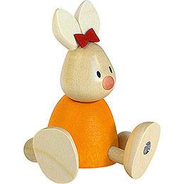 Kaninchen Emma sitzend - 9 cm