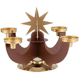 Karzl-Leuchter - Der Wandelbare kupfer - 16 cm