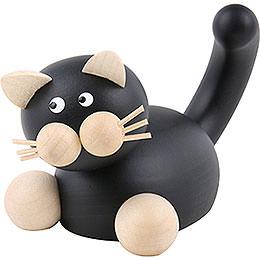 Katze Hilde auf der Lauer - 5,5 cm
