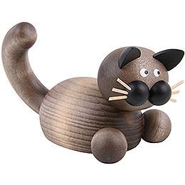Katze Karli auf der Lauer - 5,5 cm