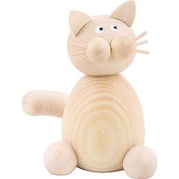 Katze Moritz sitzend - 7 cm