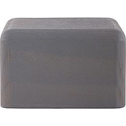 Klotz klein grau - 4 cm