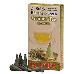 Knox Incense Cones - Green Tea