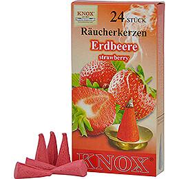 Knox Incense Cones - Strawberry