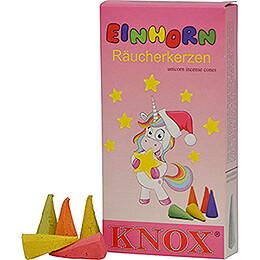 Knox Incense Cones - Unicorn (Fruit Mix)